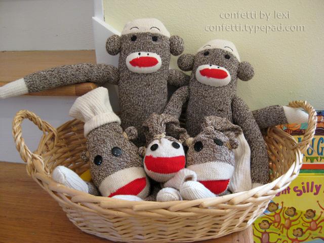 Sockmonkeyfamily