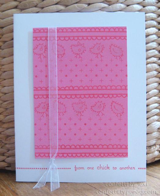 Pinkchicks