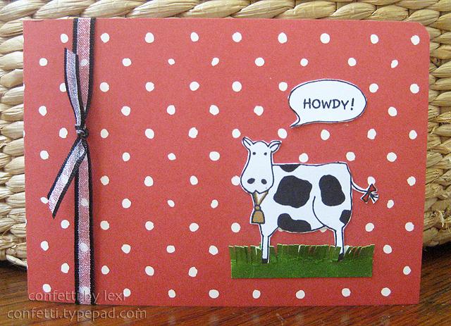 Howdycow