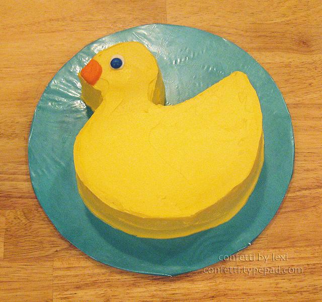 Duckiecake