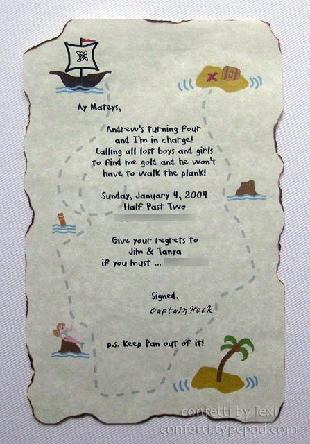 Pirateinvite