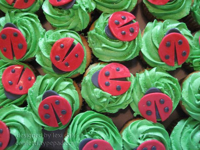 Ladybugcakes