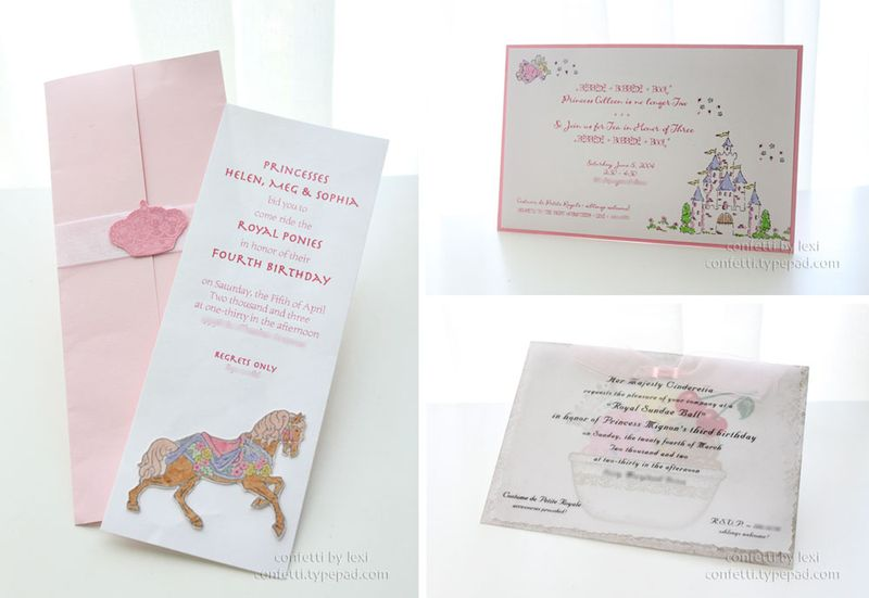 Princessinvites