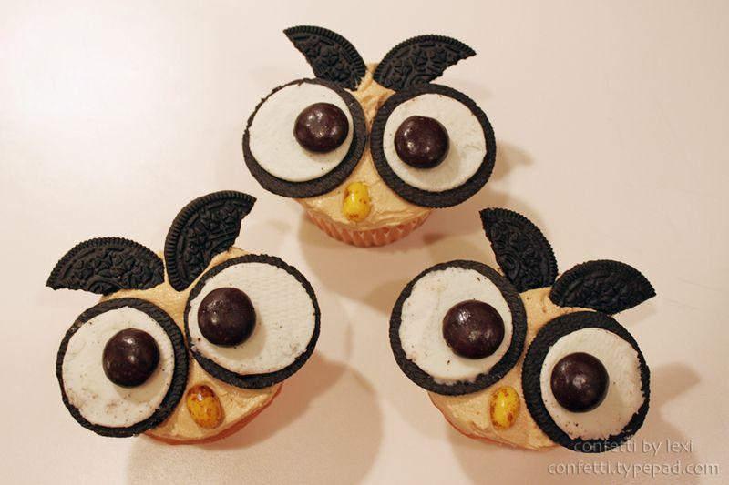 Owlcupcakes