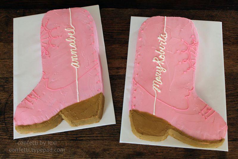 Bootcakes