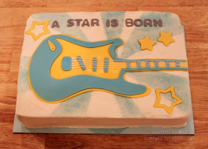 Babymusiccake