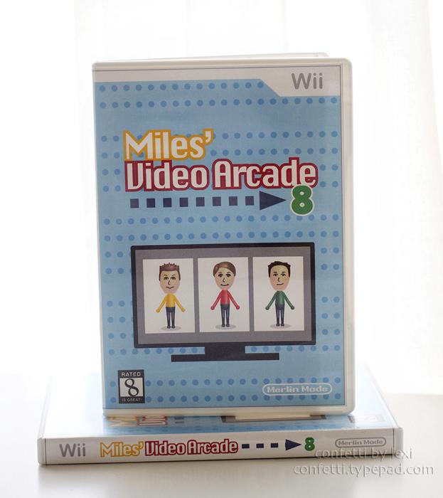 Wiivideoarcade
