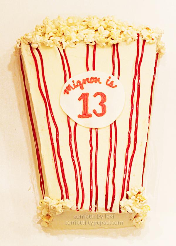 Moviepopcorncake