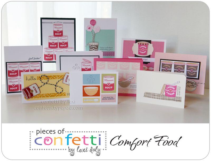 Comfortfoodprojectsall