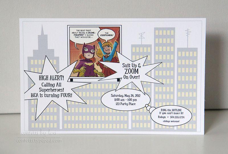 Supergirlsinvite