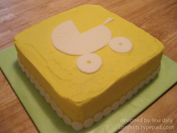 Yellowbabybuggycake
