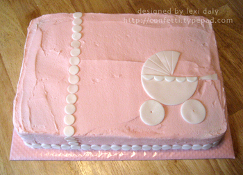 Pinkbuggycake