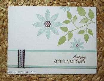 Anniversaryflower