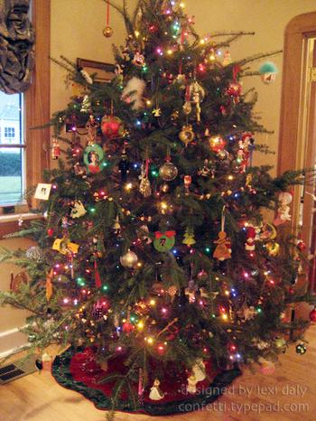 Decchristmastree