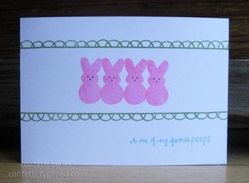 Pinkpeeps