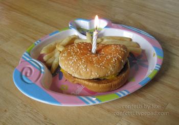 Bdayburger