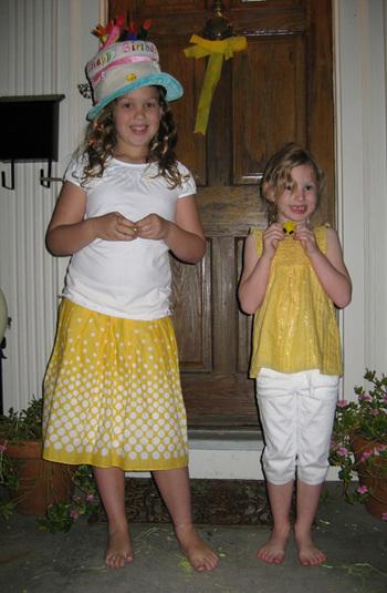 Yellowgirls