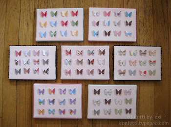 Butterfliesoncanvas